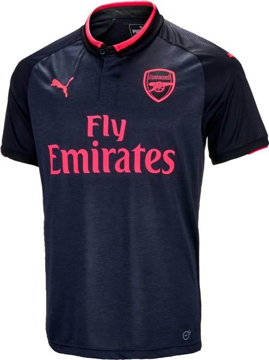 Puma Arsenal 3rd Jersey - 2017/18 Arsenal 3rd Jerseys
