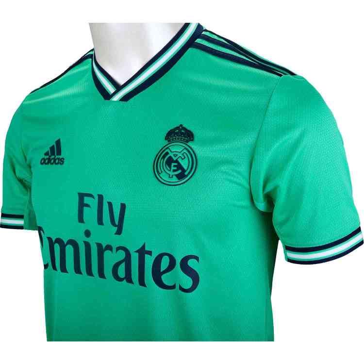 2019/20 adidas Real Madrid 3rd Jersey - SoccerPro