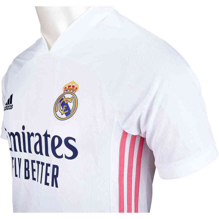 Real Madrid New Jersey 2020/21 - Adidas Real Madrid C.F ...