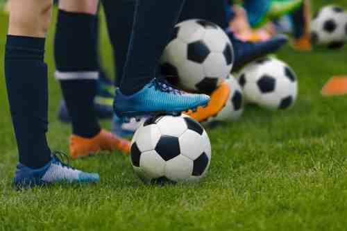 soccer coach equipment - soccer balls