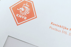 KNVB brief