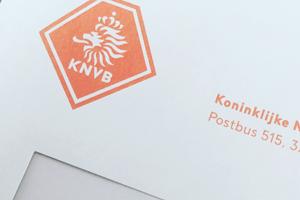 KNVB brief