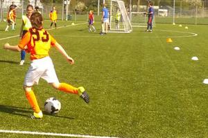 KNVB selectietraining MO11