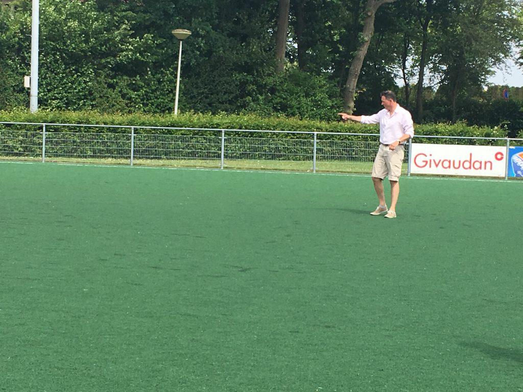 vaderdag coach