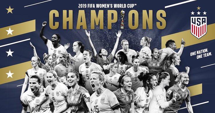 usa women win record 4th world cup