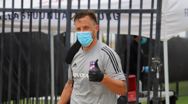 FC Dallas Continues Voluntary Player Workouts at Toyota Soccer Center