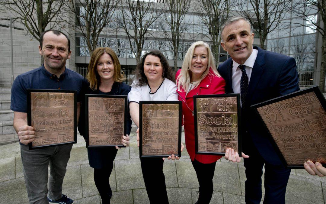 Social Enterprise Grant Scheme Awards 2017