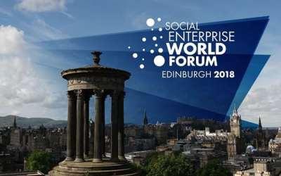 Social Enterprise World Forum 2018 Edinburgh