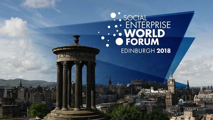 Social Enterprise World Forum 2018 Edinburgh