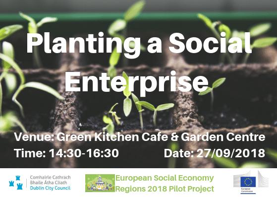 Planting a Social Enterprise