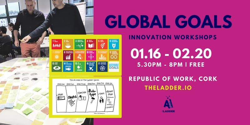 Global Goals and Innovation Workshop for Cork