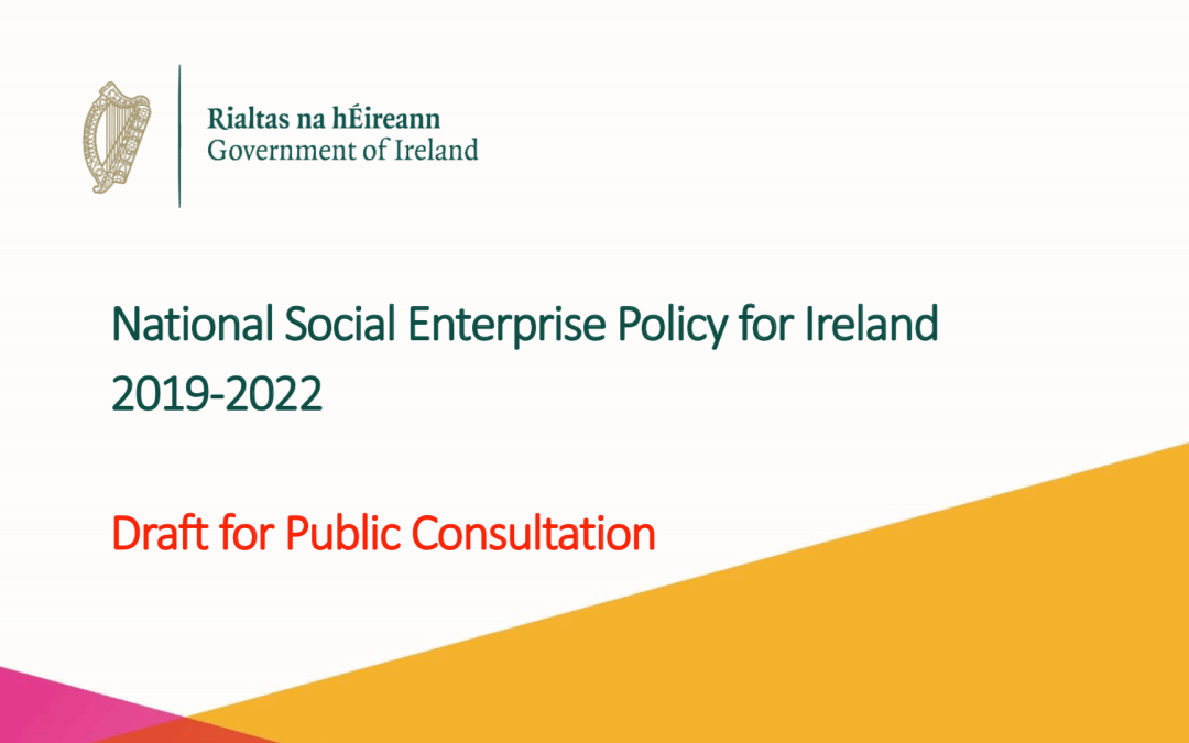 Social Enterprise Policy 2019-2022
