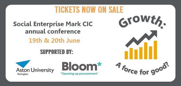 Social Enterprise Mark CIC Conference