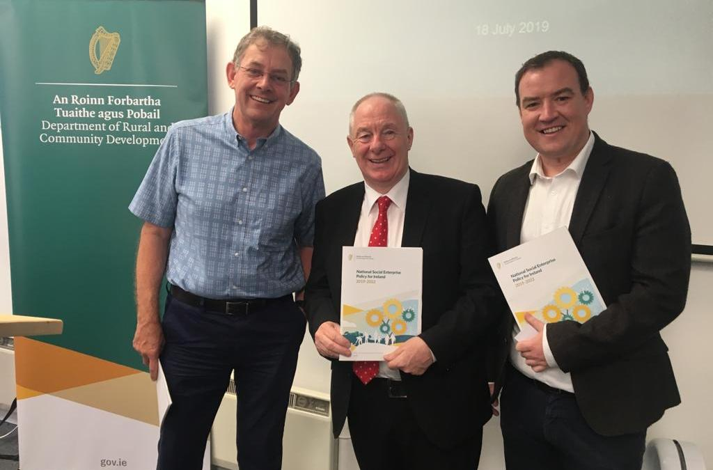 Ireland launches a National Social Enterprise Policy