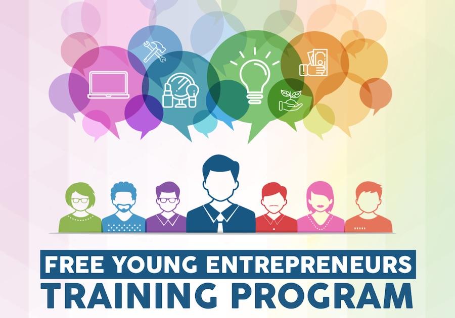 Young Entrepreneurs Training Programme October 2019