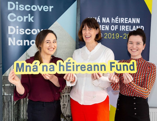 Mná na hÉireann Award Winners Announced!