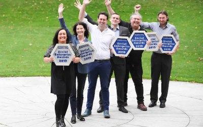 Dublin City Social Enterprise Awards 2019 – €50,000 fund presented to winners