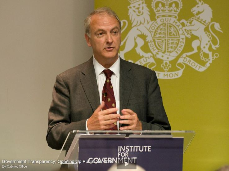 Bruce Keogh (Photo credit: Cabinet Office)