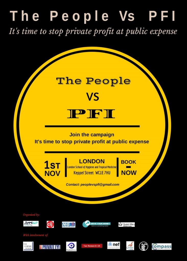 People versus PFI Conference