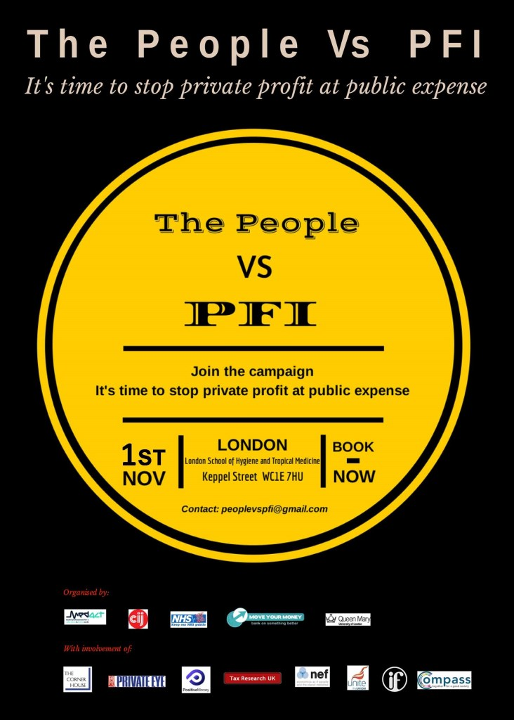 People versus PFI Conference