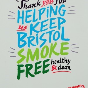Keep Bristol Smoke Free