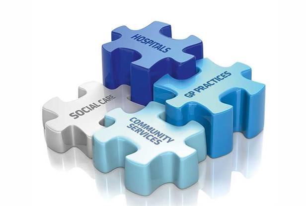 Jigsaw of services