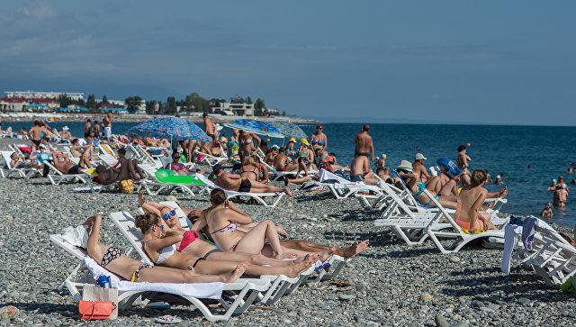 Сочи возглавил рейтинг курортов, популярных у иностранных туристов