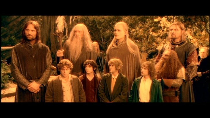 Lord of the Rings and Islam
