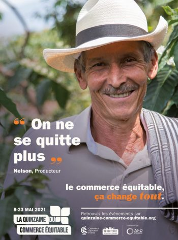 Marketing campaign for the fair trade fortnight