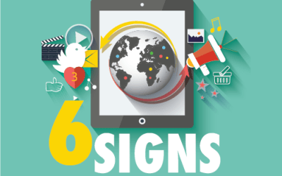 6 Signs it May be Time to Hire a Social Media Manager
