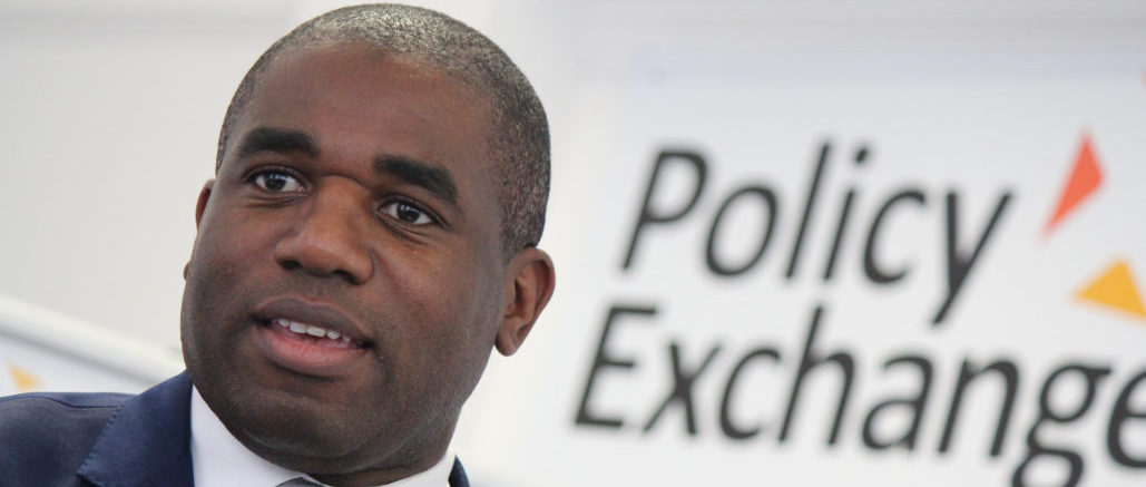 David Lammy, MP for Tottenham, spoke out after the Grenfell Tower fire, and argued for the importance of 'bringing back the social.'