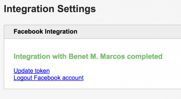 Integrar LeadsTunnel con Facebook