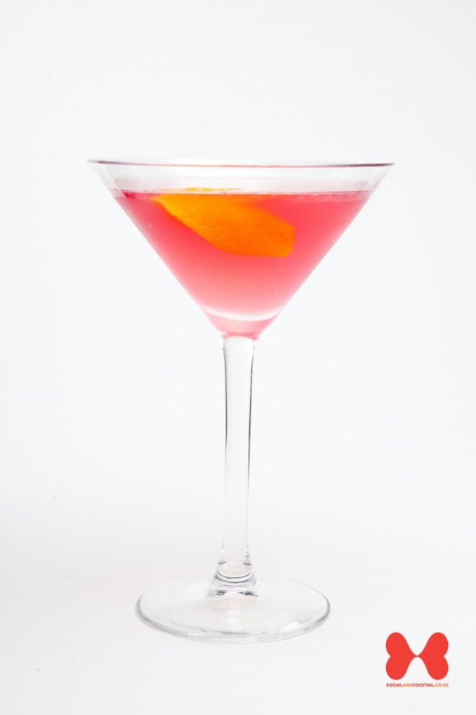 Cosmopolitan Cocktail Recipes | Citrus Vodka Cocktails