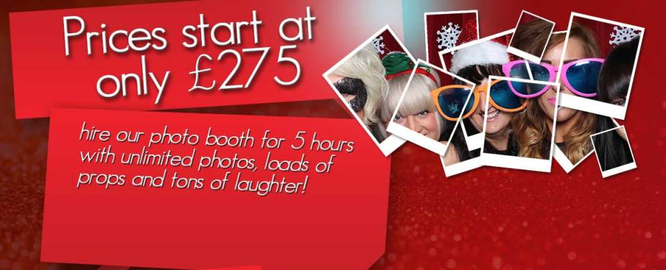 new prices when hiring our photobooth
