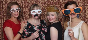 Photo booth hire for birthday parties