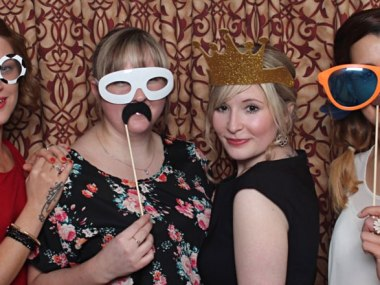 Photo booth hire Nottingham
