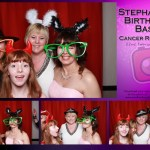 Stephanie's Birthday Party in aid of Cancer Research