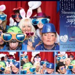 Slimming World's Sapphire party
