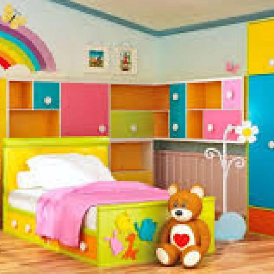 احدث تصميمات غرف نوم اطفال 2018 Social Buildingz