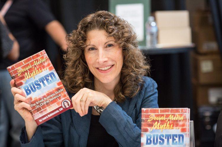 photo of Laura Rubinstein
