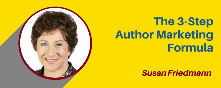 Susan Friedmann author marketing