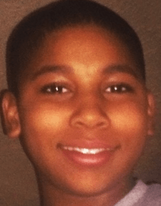 Tamir Rice, killed at age 12