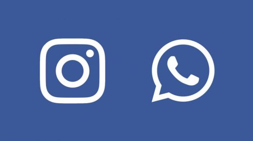 WhatsApp and Instagram