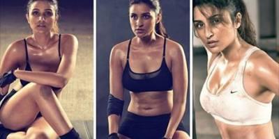 Parineeti Chopra Flaunts 6-Pack Abs in New Song