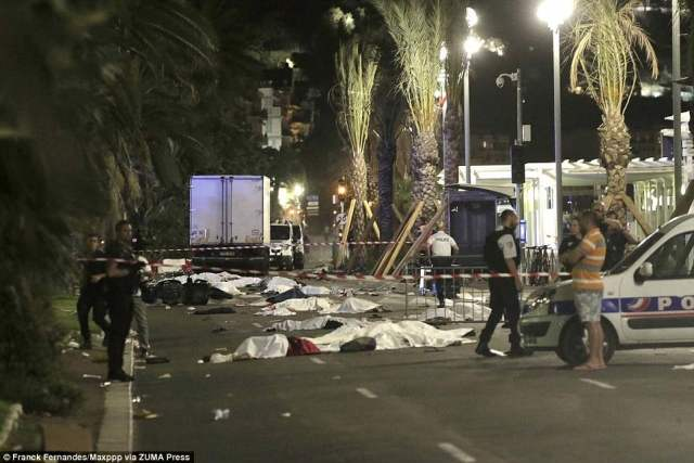 Terror Attack In France, Many Killed & Injured