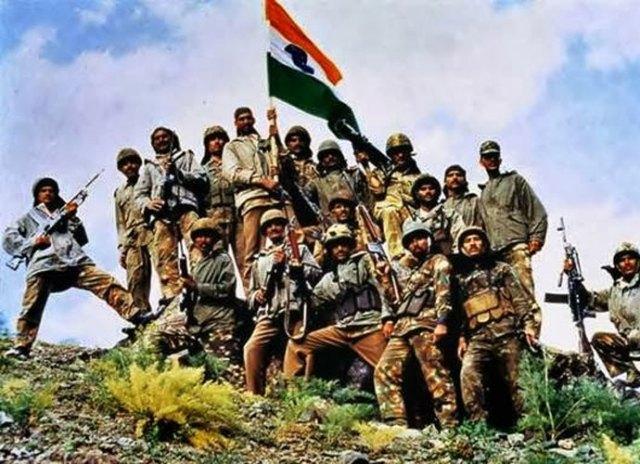 Kargil Vijay Diwas - Remembering Our Brave Heroes