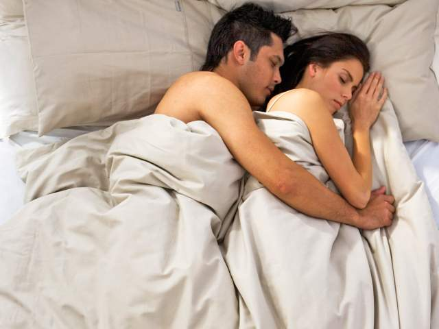 How Sleeping Positions Define Your Relationship?