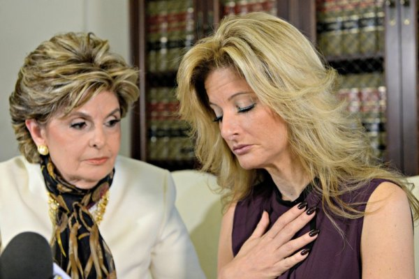 "donald-trump These past few days, Donald Trump has been in the news mostly being accused of his misbehavior against women. The adult movie actress, Jessica Drake, has now come in public and revealed the incident of her with Donald Trump about 10 years ago, where allegedly Donald Trump invited the Wicked Pictures girl to his room. The incident took place in Lake Tahoe, during a golf tournament. According to Jessica, Donald flirted with her and invited her to walk along with him along the golf course. Later on, Donald invited the actress to his room at the night. Jessica told the media that she went to Donald's room with two of her female friends as she wasn't comfortable. Donald grabbed and kissed each of them without their permission upon their arrival. Jessica further told the reporters that Donald asked inappropriate questions to them and how it felt like to film pornography. She then mentioned how much persistent Donald was at that time, while she kept declining his invitations to come back to his room once she left and at one point, Donald then asked her, ""What do you want? How much?"". Drake then added that when she told Donald that she couldn't be with him as she had to leave for LA, she was the offered $10,000 on behalf of Donald on a call by a male voice which she didn't recognize if it was Donald. This is the 11th instance when a woman has accused Donald of his sexual misconduct. Present in front of media with her attorney, Gloria Allred, Jessica also showed the picture of her and Donald at the golf course."