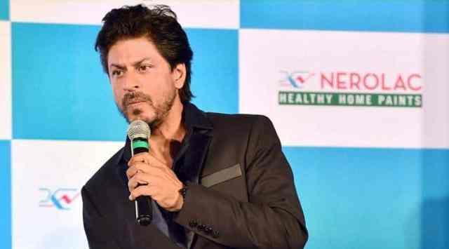 Shah Rukh Khan at book launch