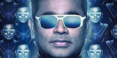 AR Rahman Fan-made Poster of Enthiran 2.0 Launched !!